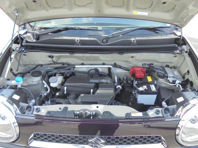 スズキ ハスラー G 4WD 届出済み未使用車
