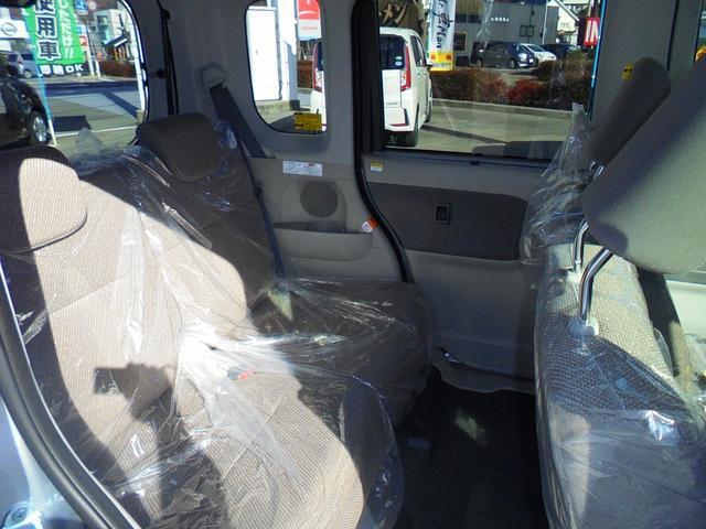 ダイハツ タント X SAIII 4WD 届出済み未使用車