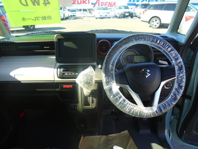 スズキ スペーシア ハイブリッドG 4WD 届出済み未使用車