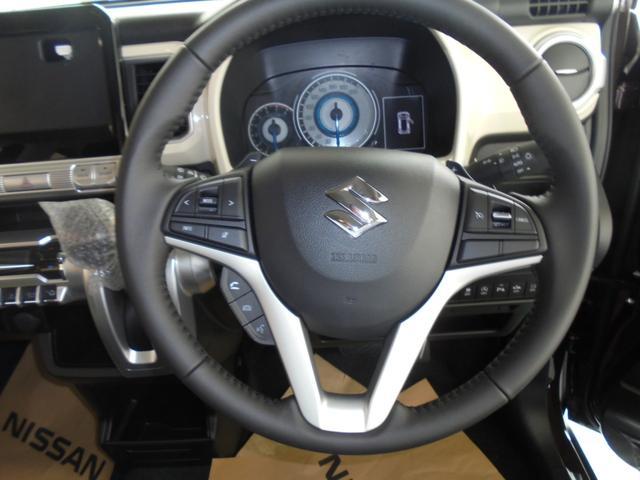 ハイブリッドMZ 4WD 登録済み未使用車(9枚目)
