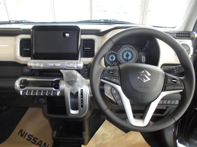 ハイブリッドMZ 4WD 登録済み未使用車(12枚目)