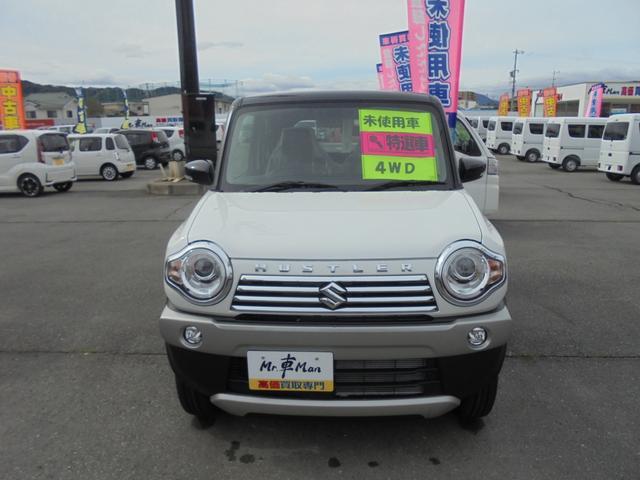 「スズキ」「ハスラー」「コンパクトカー」「長野県」の中古車2