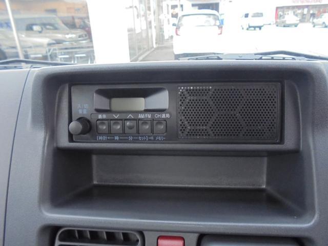 KCエアコン・パワステ4WD5速マニュアル届出済み未使用車(10枚目)