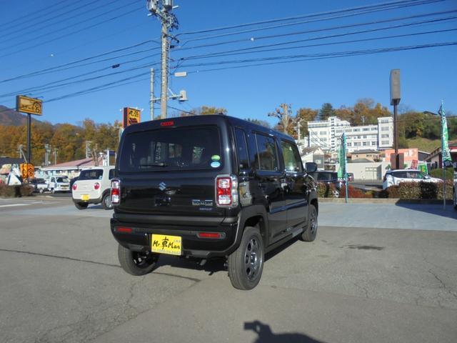 ハイブリッドG 4WD 届出済み未使用車(8枚目)