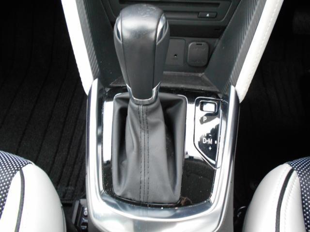 マニュアル車のようなダイレクトフィールが爽快!燃費にも貢献する新世代6速AT!