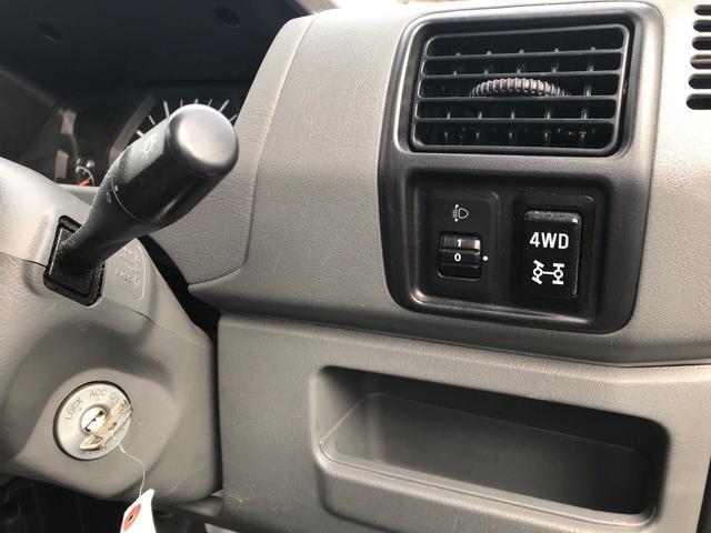 4WD 5速マニュアル エアコンパワステ 走行10700km(9枚目)