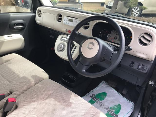 ココアX 軽自動車 ETC 4WD ブラックマイカメタリック(7枚目)