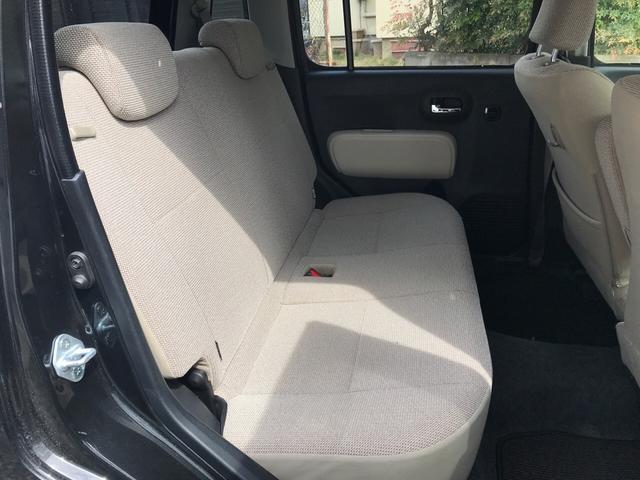 ココアX 軽自動車 ETC 4WD ブラックマイカメタリック(16枚目)