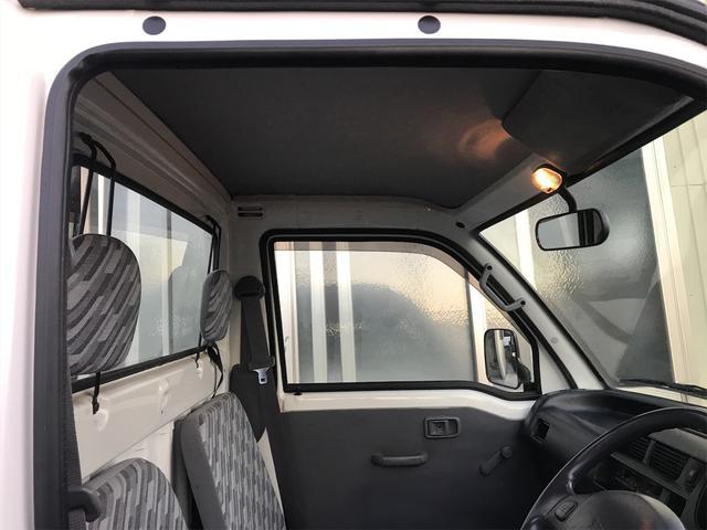天井をじっくり見る機会は少ないですが、それだけに気になる部分ですね。車を購入する際のチェックポイントの1つです。