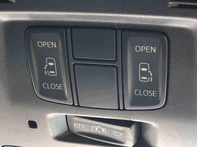 両側パワースライドア装備!ワンタッチで自動でオープン&クローズ♪全国のお母様に大人気の装備です!運転席からの操作もできますので送迎にも便利ですね♪