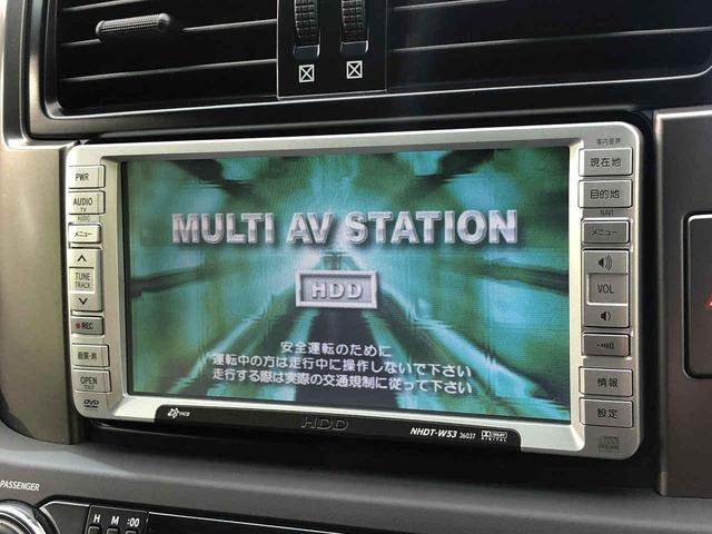 TX HDDナビ バックカメラ 7人乗り 4WD ETC(3枚目)