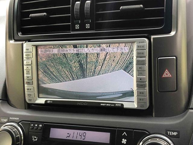 TX HDDナビ バックカメラ 7人乗り 4WD ETC(4枚目)