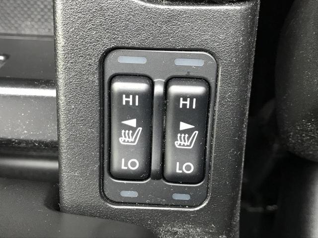 シートヒーターを装備!【ボタン操作1つでシートの内側から暖かくなってきます!冬にこの装備の存在はとても重宝しますよ♪】
