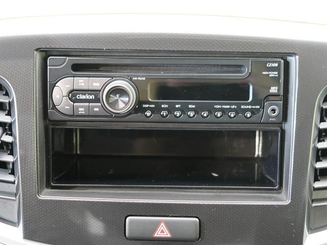 FXリミテッド CDプレーヤー装着車 純正CDオーディオ(4枚目)