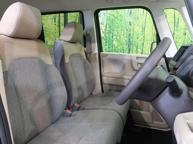 G 登録済み未使用車 LEDヘッド オートエアコン ベンチシート スマートキー アイドリングストップ 両側スライドドア 電格ミラー 盗難防止装置(6枚目)