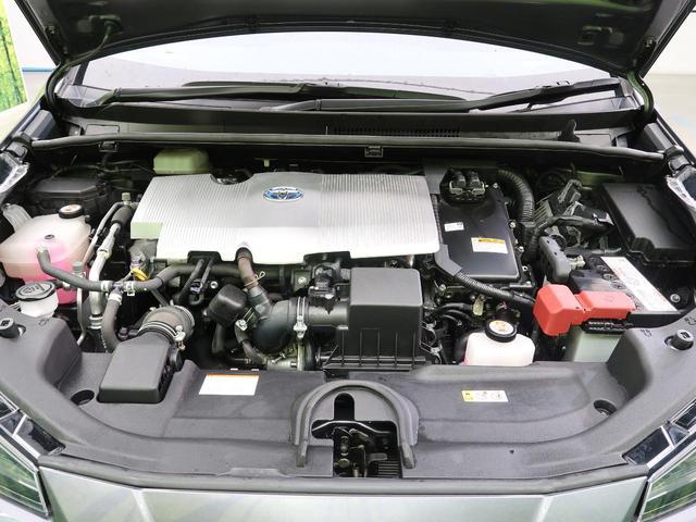 S 4WD 社外SDナビ LEDヘッドライト 追従クルコン バックカメラ 衝突軽減装置 車線逸脱警報 オートマチックハイビーム 純正15AW 革巻きステアリング バックカメラ ETC スマートキー(11枚目)