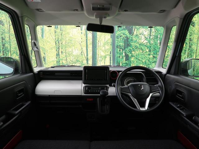 ハイブリッドG 届出済未使用車 4WD スマートキー 両側スライド アイドリングストップ オートエアコン シートヒーター オートライト シートアンダートレー ヘッドライトレベライザー 電格ミラー(2枚目)
