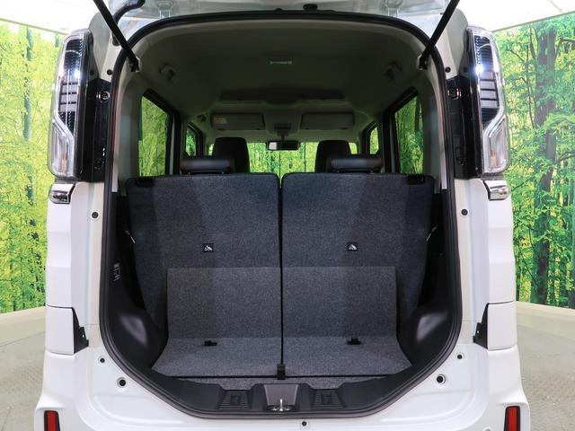 ハイブリッドXS 届出済未使用 セーフティーサポート アダプティブクルーズ コーナーセンサー オートハイビーム LEDヘッド LEDフォグ 両側電動スライド スマートキー 半革シート シートヒーター 純正15インチAW(14枚目)
