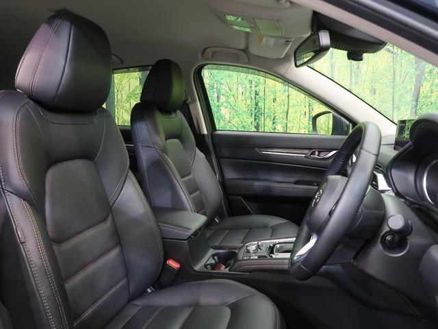 XD Lパッケージ マツダコネクトナビ 衝突軽減装置 レーダークルーズ 全周囲モニター シートヒーター 革シート パワーシート LEDヘッド LEDフォグ スマートキー 純正19インチAW Bluetooth接続(12枚目)