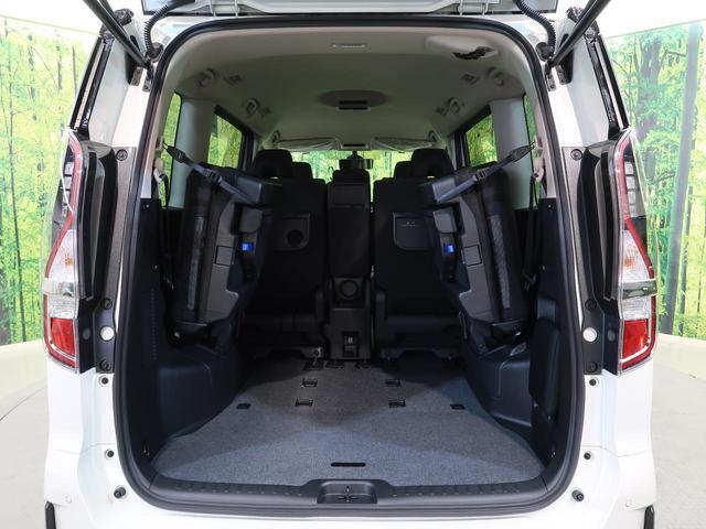 ハイウェイスターV 登録済未使用車 全周囲カメラ 両側パワスラ 衝突軽減 クルーズコントロール クリアランスソナー アイドリングストップ LEDヘッド オートハイビーム 8人 デュアルエアコン 純正16インチAW(17枚目)