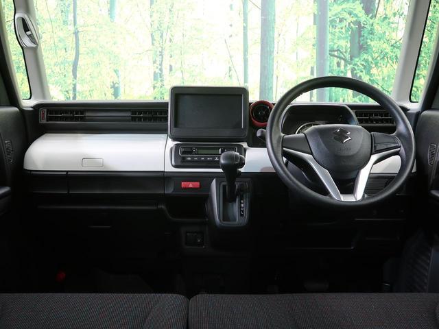 ハイブリッドG 届出済未使用車 社外SDナビ 4WD アイドリングストップ シートヒーター オートエアコン オートライト 両側スライド ヘッドライトレベライザー スマートキー 電格ミラー 横滑り防止(2枚目)