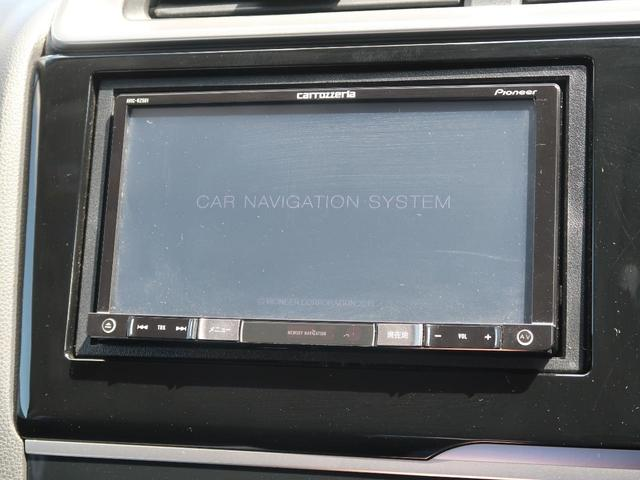 13G・F 社外SDナビ 衝突軽減 禁煙車 クルーズコントロール スマートキー バックカメラ DVD再生 Bluetooth接続 オートエアコン 横滑り防止装置 ETC 盗難防止装置(3枚目)