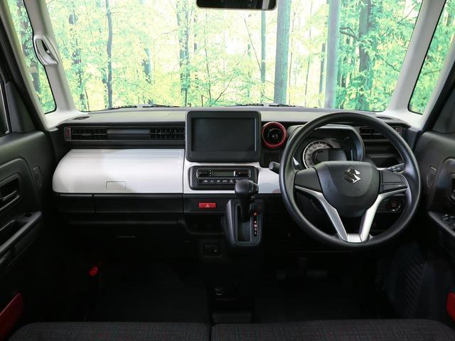 ハイブリッドG 届出済未使用 4WD 両側スライド オートエアコン シートヒーター スマートキー オートライト 電動格納ミラー アイドリングストップ ベンチシート 盗難防止装置 横滑り防止装置(2枚目)