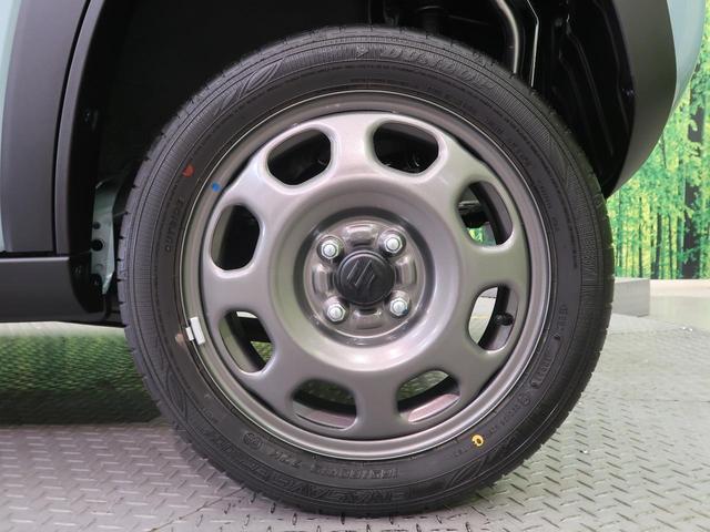 ハイブリッドG 届出済未使用 4WD SDナビ シートヒーター スマートキー オートエアコン オートライト 電動格納ミラー ダウンヒルアシスト アイドリングストップ 横滑り防止装置 盗難防止装置(33枚目)