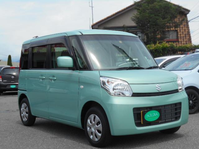 「スズキ」「スペーシア」「コンパクトカー」「長野県」の中古車3