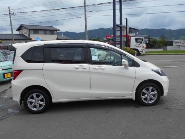 「ホンダ」「フリード」「ミニバン・ワンボックス」「長野県」の中古車4