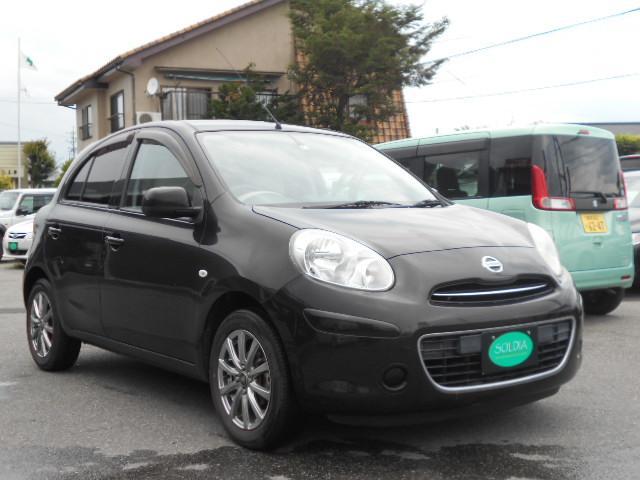 「日産」「マーチ」「コンパクトカー」「長野県」の中古車3