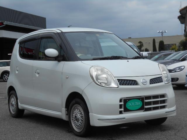 「日産」「モコ」「コンパクトカー」「長野県」の中古車3