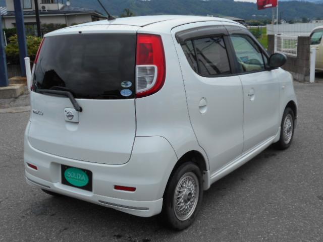 「日産」「モコ」「コンパクトカー」「長野県」の中古車5
