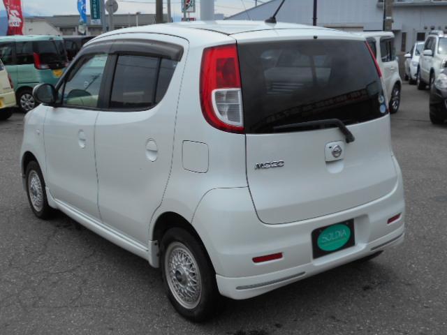 「日産」「モコ」「コンパクトカー」「長野県」の中古車7