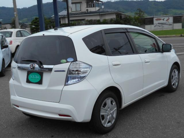 「ホンダ」「フィットハイブリッド」「コンパクトカー」「長野県」の中古車5