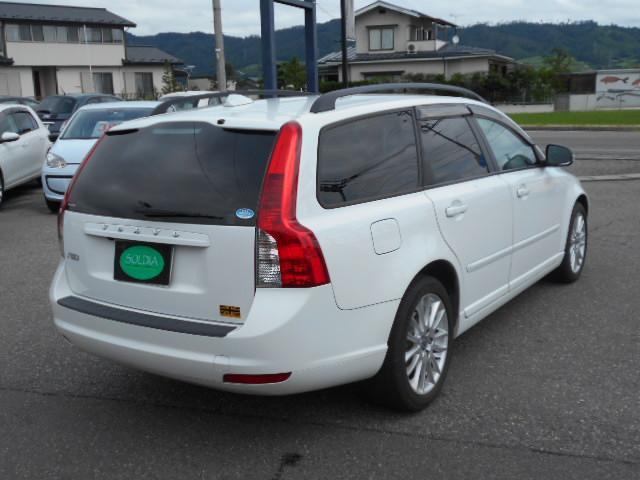 「ボルボ」「ボルボ V50」「ステーションワゴン」「長野県」の中古車5