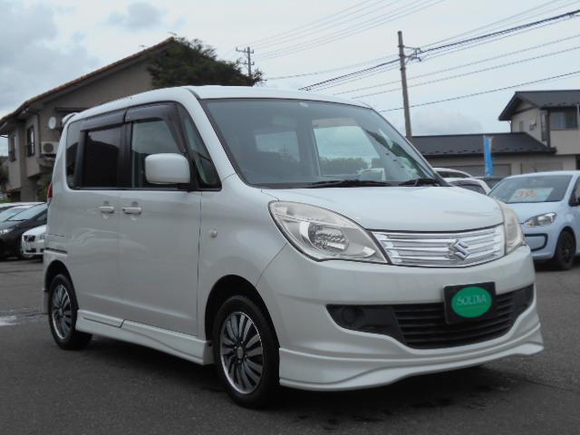 「スズキ」「ソリオ」「ミニバン・ワンボックス」「長野県」の中古車3