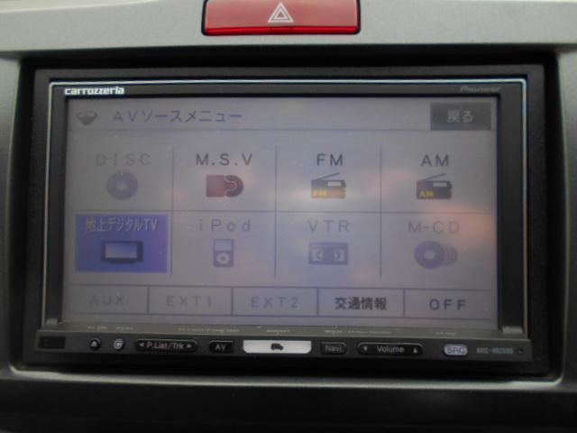G ジャストセレクション ナビ TV ETC 社外アルミ 左電動ドア(32枚目)