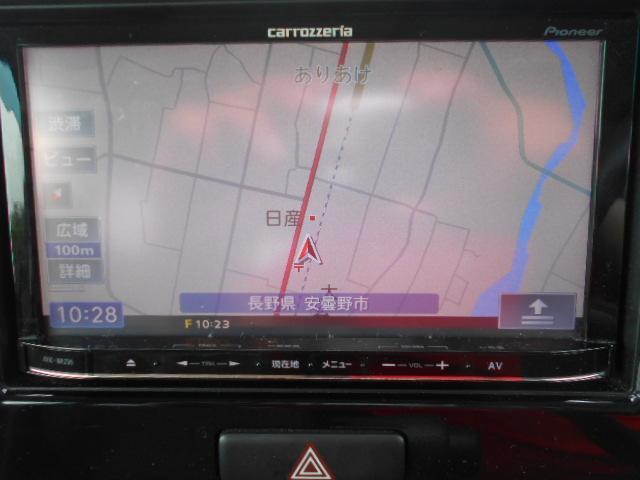 X FOUR ナビ フルセグTV スマートキー プッシュスタート シートヒーター AUX USB(16枚目)