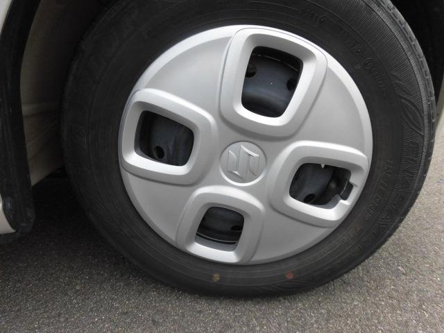 純正ホイール&タイヤ