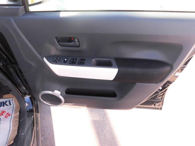 運転席ドアの全体