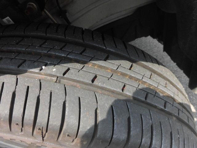 タイヤ溝ばっちり