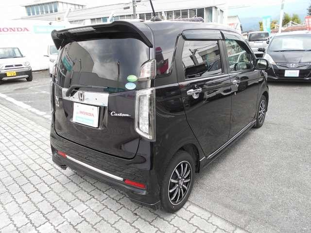 「ホンダ」「N-WGNカスタム」「コンパクトカー」「長野県」の中古車3