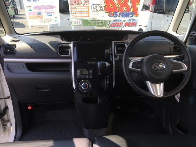 カスタムRS トップエディションSAII 4WD ナビTV(6枚目)