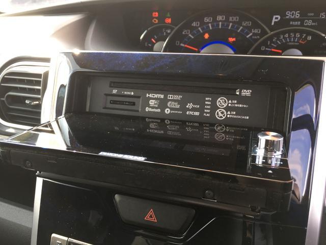 カスタムRS トップエディションSAII 4WD ナビTV(12枚目)
