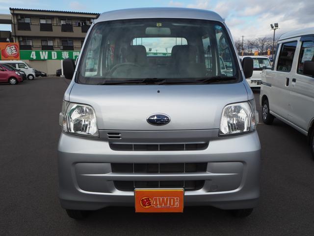 オープンデッキ 4WD エアコン パワステ 純正CD(2枚目)