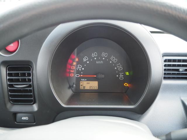 オープンデッキ 4WD エアコン パワステ 純正CD(8枚目)