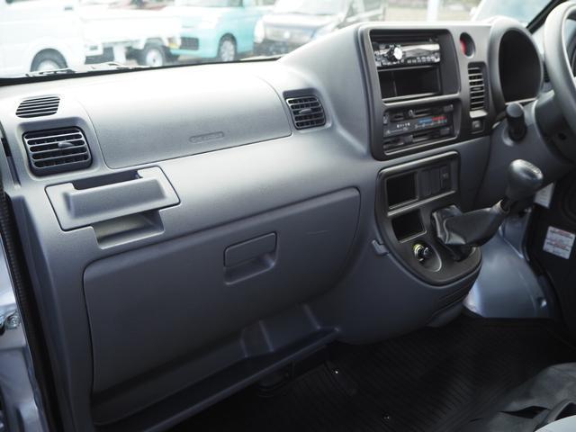オープンデッキ 4WD エアコン パワステ 純正CD(11枚目)