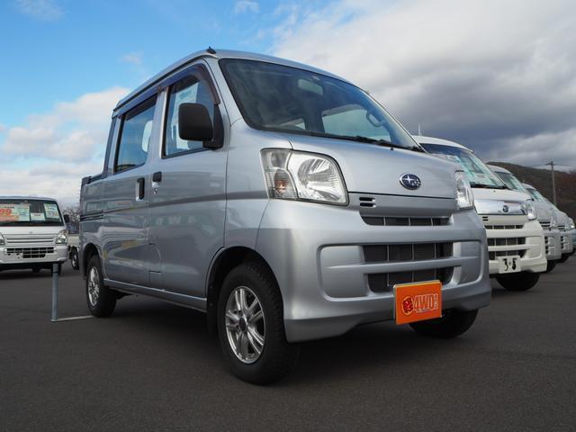 オープンデッキ 4WD エアコン パワステ 純正CD(19枚目)