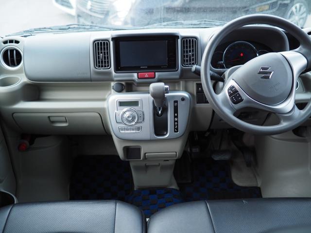 PZターボ 4WD フル装備 社外ナビTV 左Pドア(4枚目)